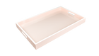 Paris Pink White Trim- Breakfast Tray