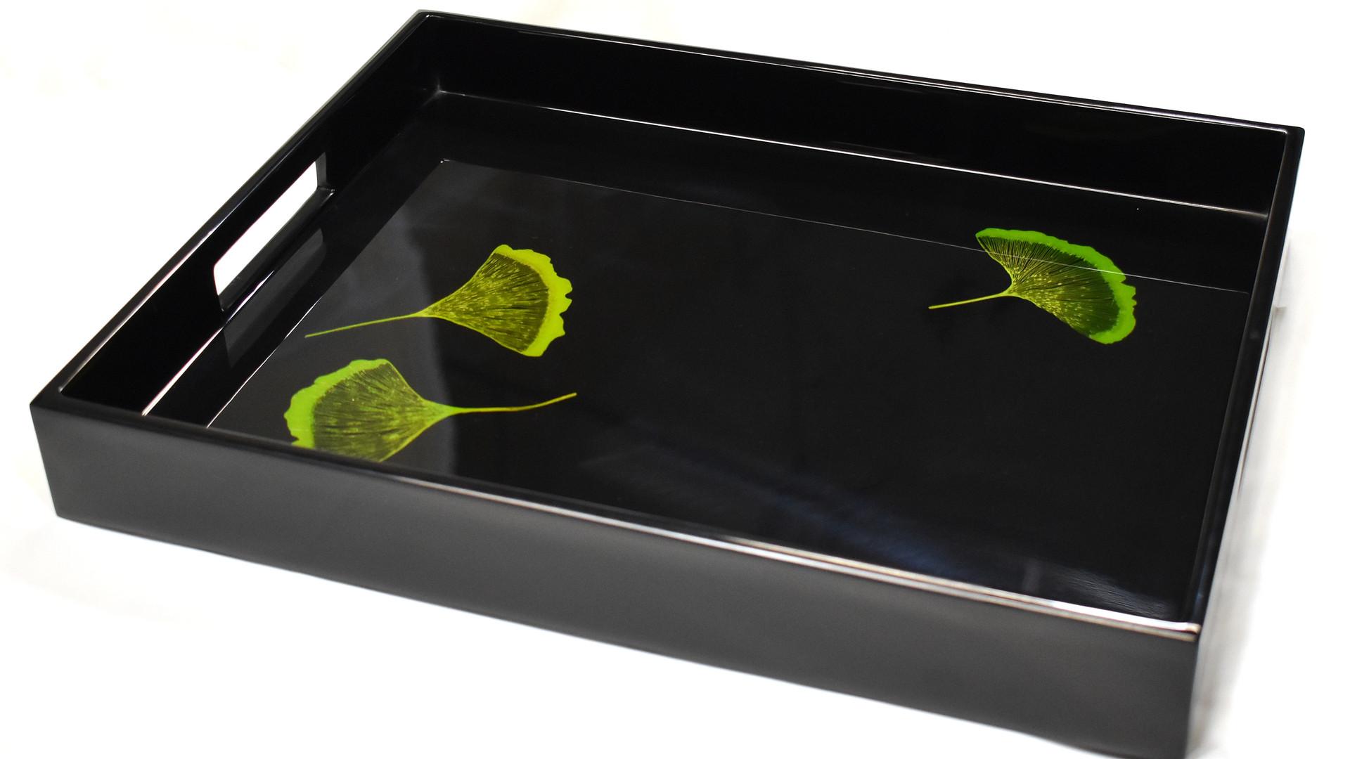 Ginko Leaf- Reiko Tray
