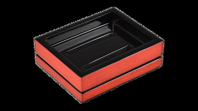 Red Tulipwood- Soap Dish