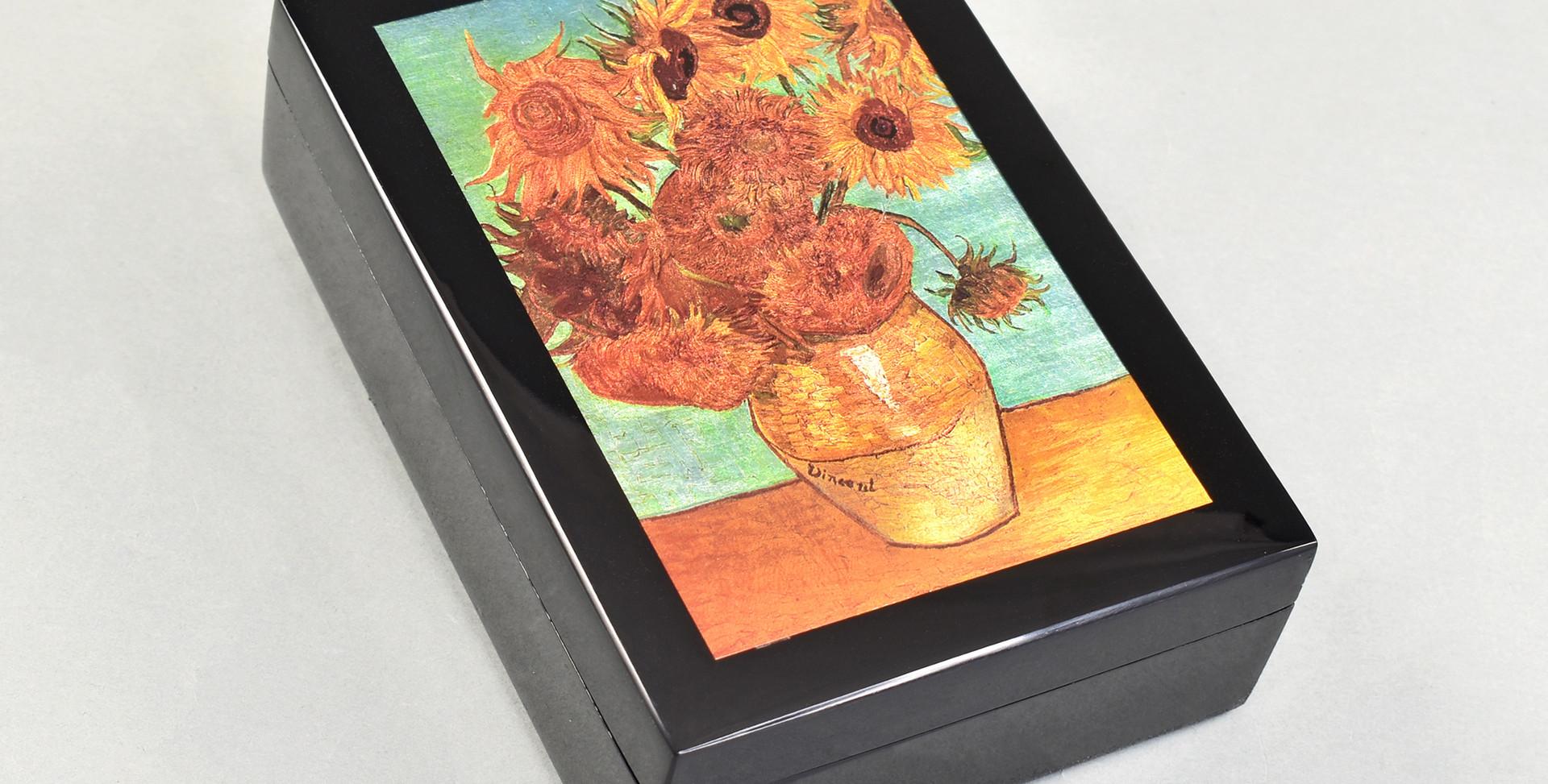 Sunflower- Image Box