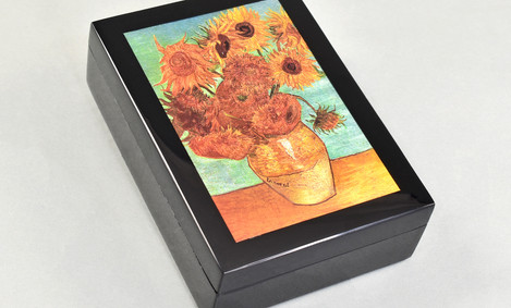 Sunflower- Image Box