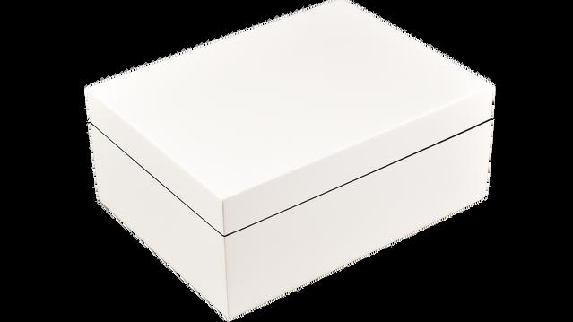 White- Medium Box