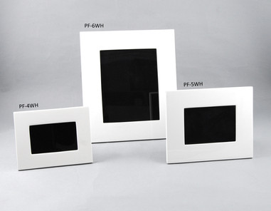 White- Picture Frames