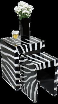 Nested Tables- Zebra