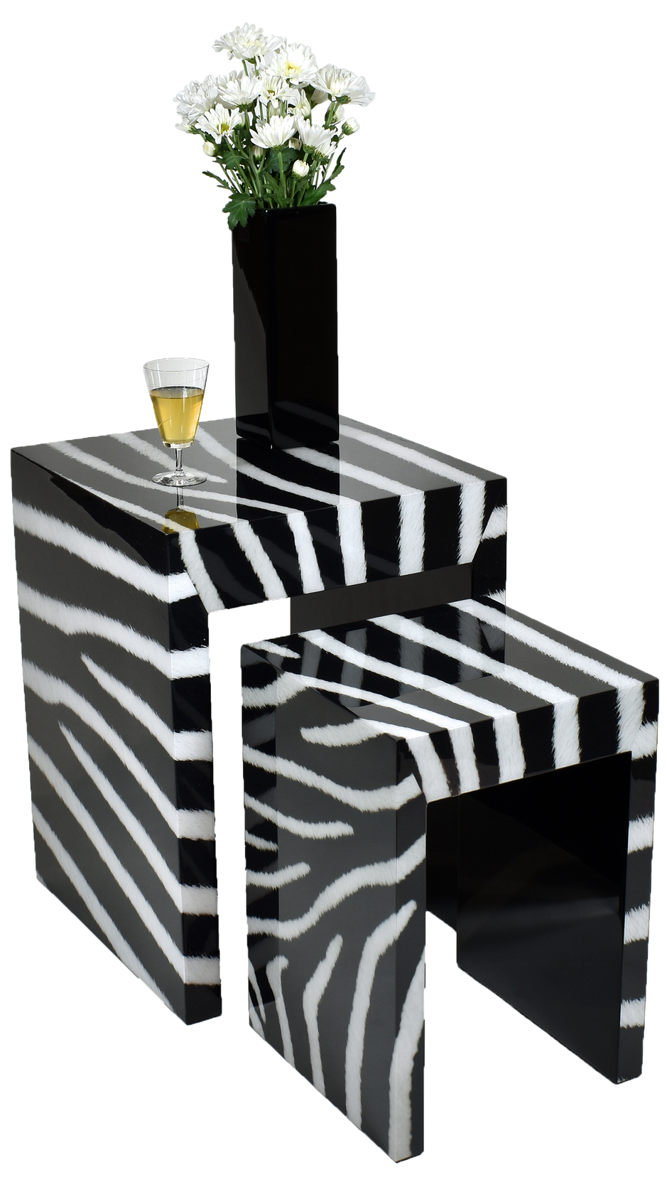 Nested Tables- Zebra