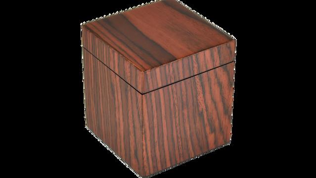 Rosewod- Q-Tip Box