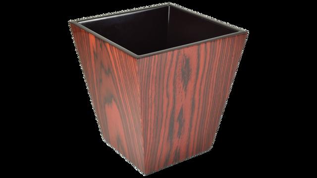 Rosewod- Waste Basket