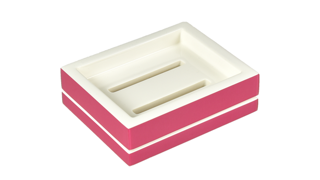 Hot Pink- Soap Dish