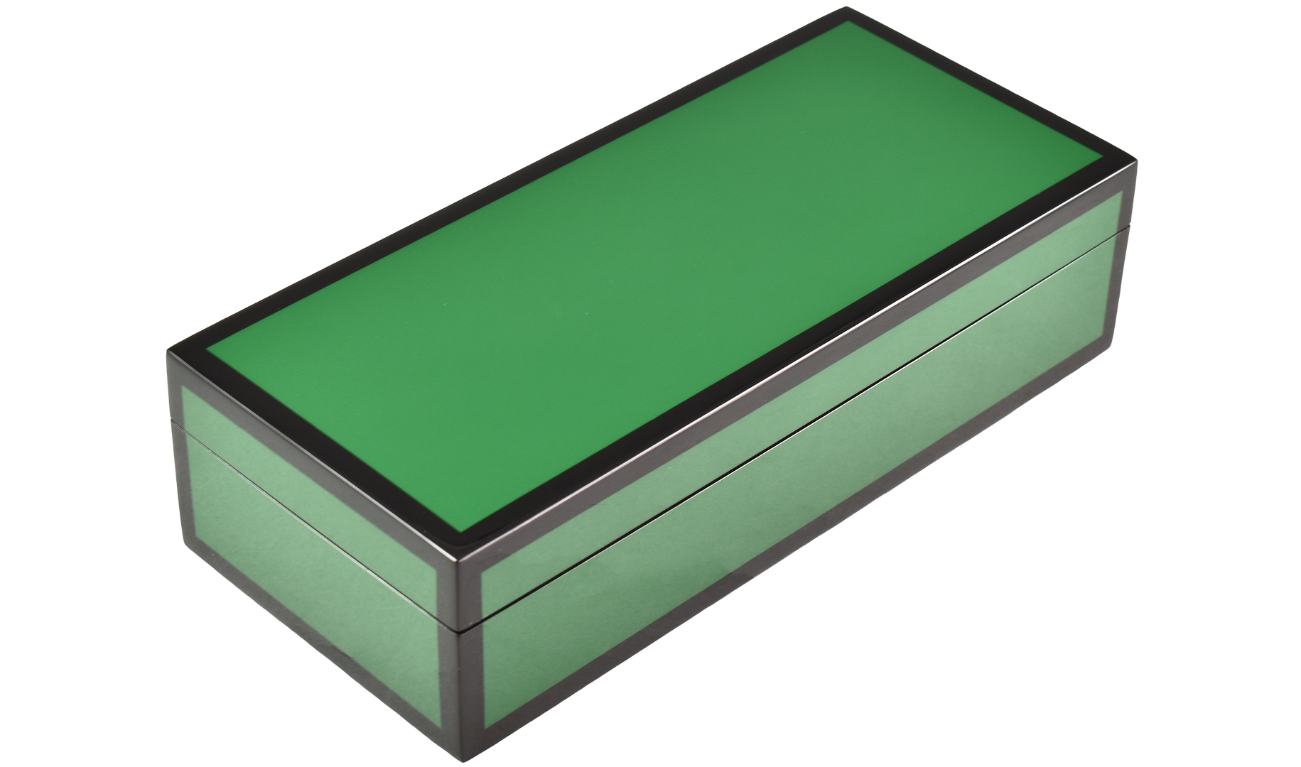 Hunter Green- Pencil Box