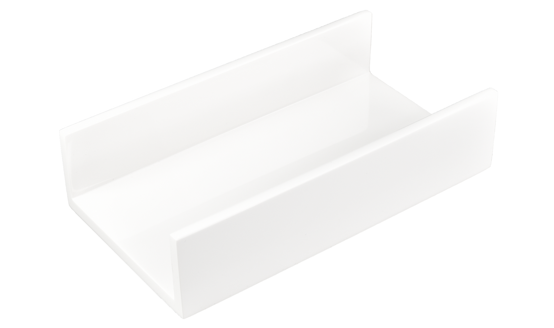 Paper Towel Holder- White
