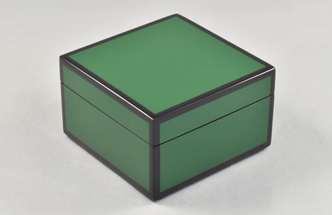 Forest Green - Square Box