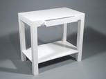 """Lido Console Table 30""""L- White"""