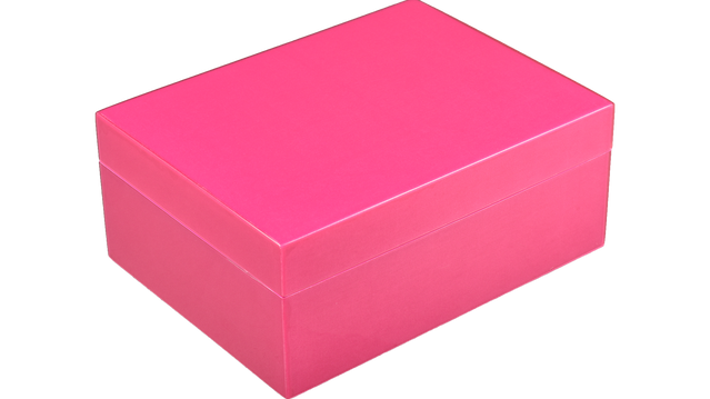 Hot Pink- Medium Box