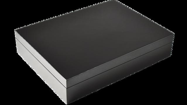 Black - Stationery Box