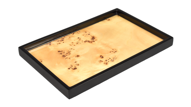 Mappa Burl- Vanity Tray
