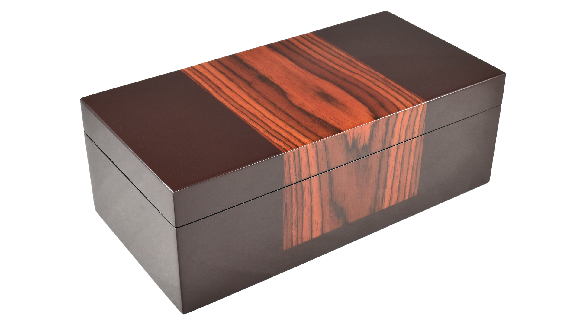 Rosewood- Hinged Box