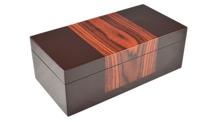 Rosewood- Hinged Box
