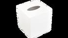 White- Tissue Cover