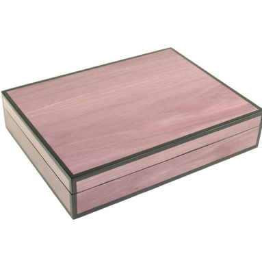 Purple Tulipwood - Stationery Box