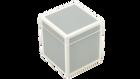 Cool Gray White Trim- Q-Tip Box