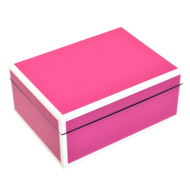 Hot Pink- Medium Box