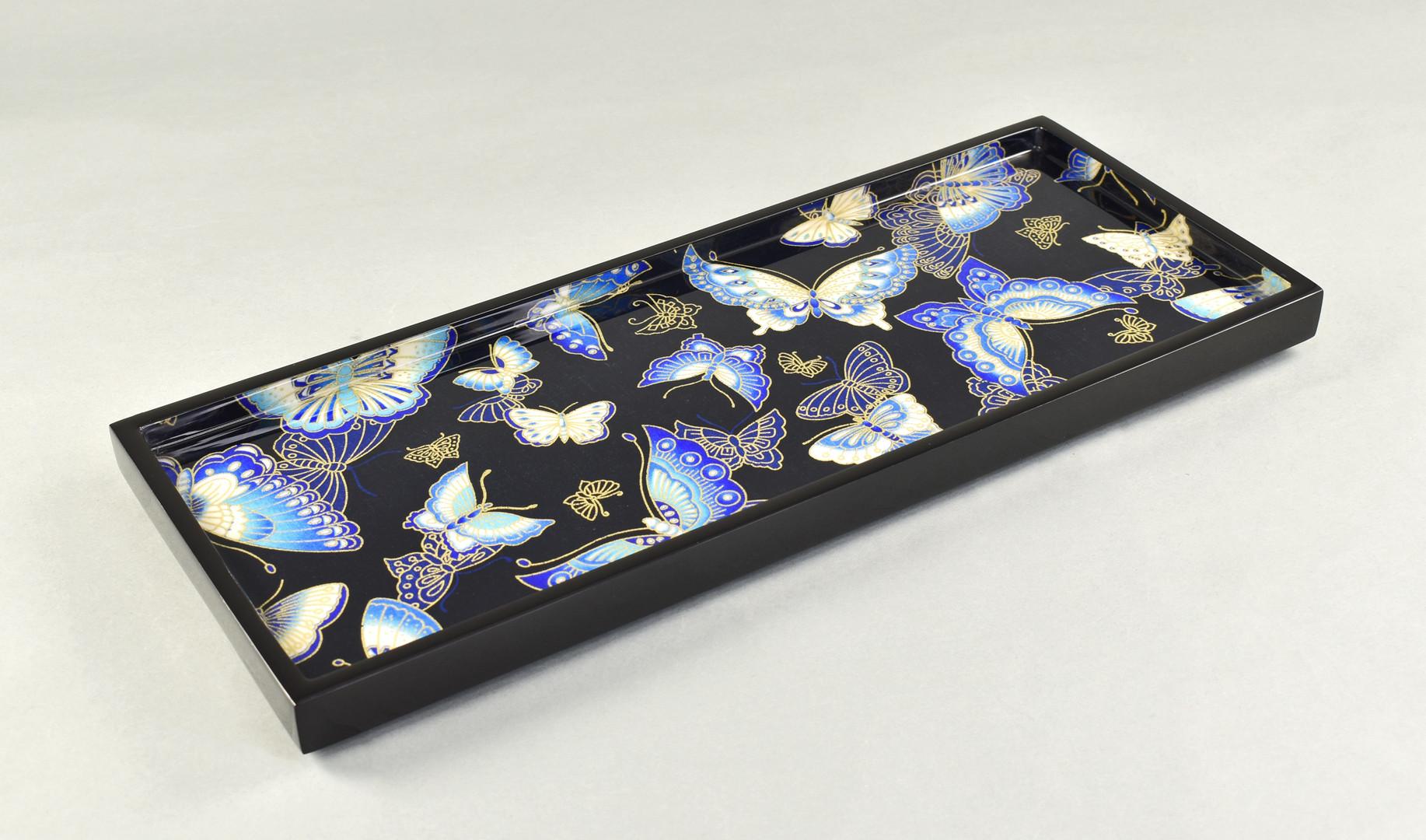 Butterflies- Long Vanity Tray