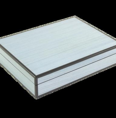 Blue Tulipwood - Stationery Box