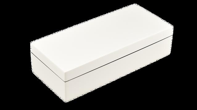 White- Pencil Box
