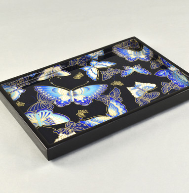 Butterflies- Vanity Tray