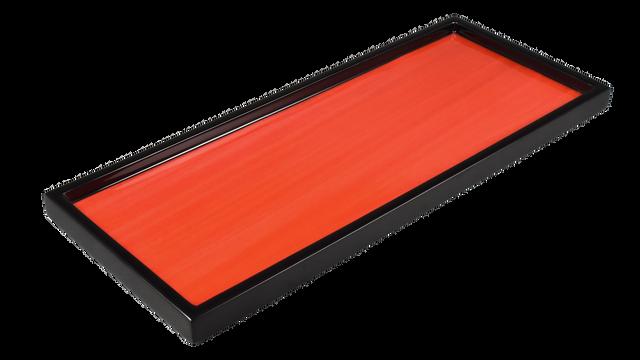 Red Tulipwood- Long Vanity Tray