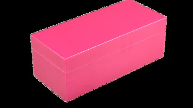 Hot Pink- Pencil Box