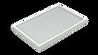 Cool Gray White Trim- Vanity Tray