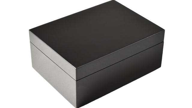 Black - Medium Box