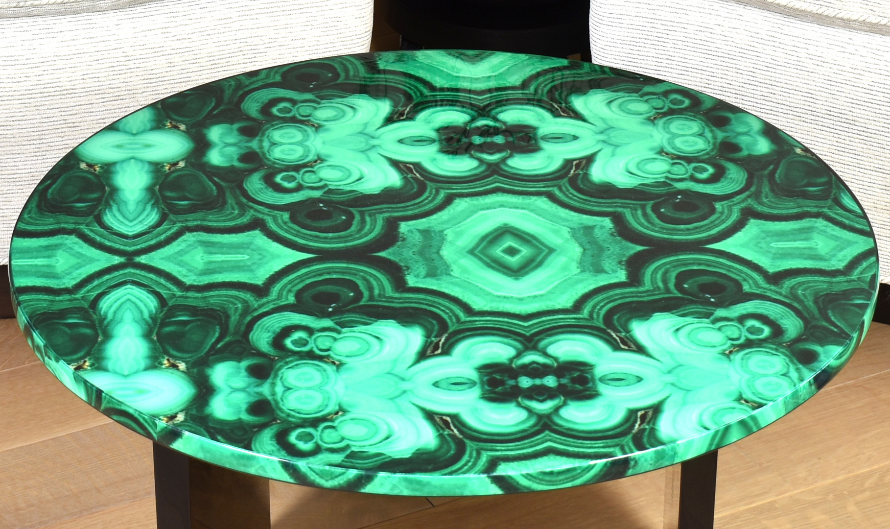 Malachite - Lazy Susan
