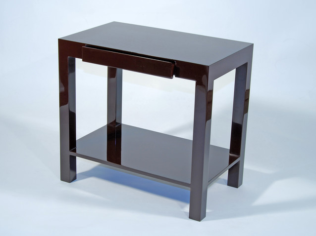 Lindo Console Table- Brown