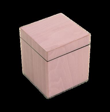 Purple Tulipwood - Q-Tip Box