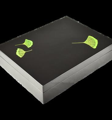 Ginko Leaf - Stationery Box