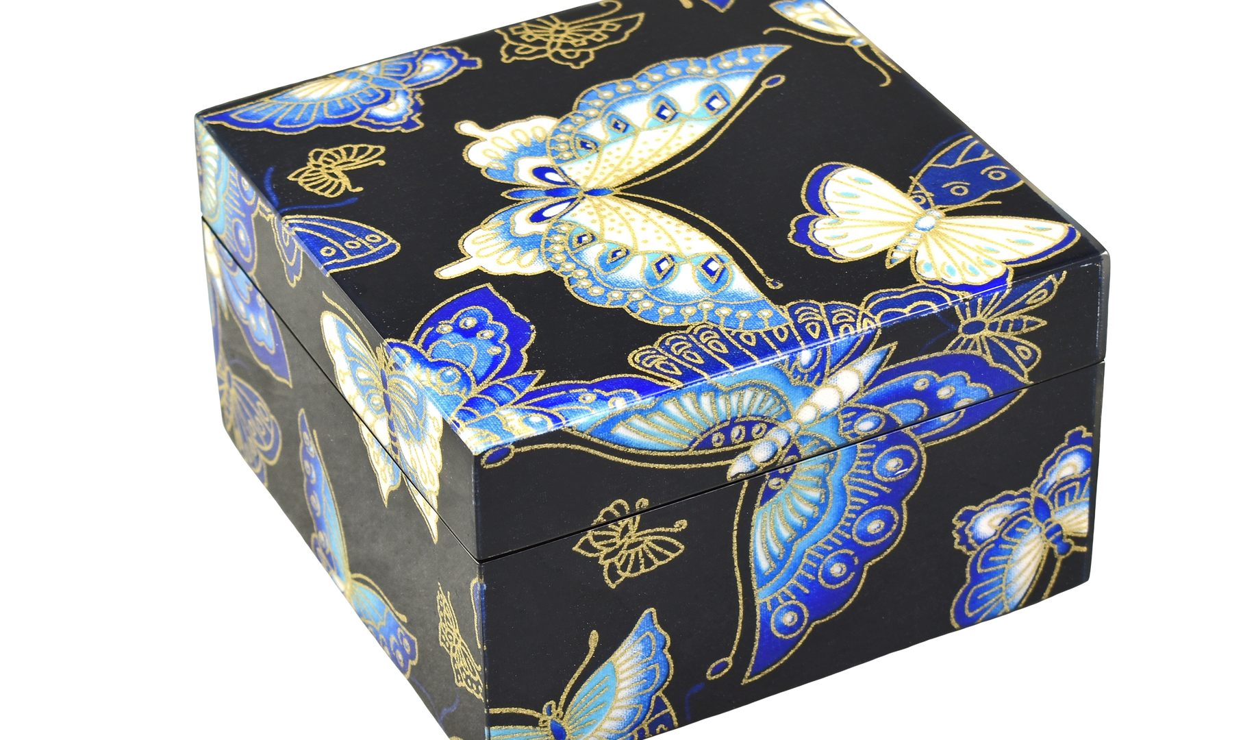 Butterflies- Square Box