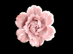 Pink Porcelain Flowers