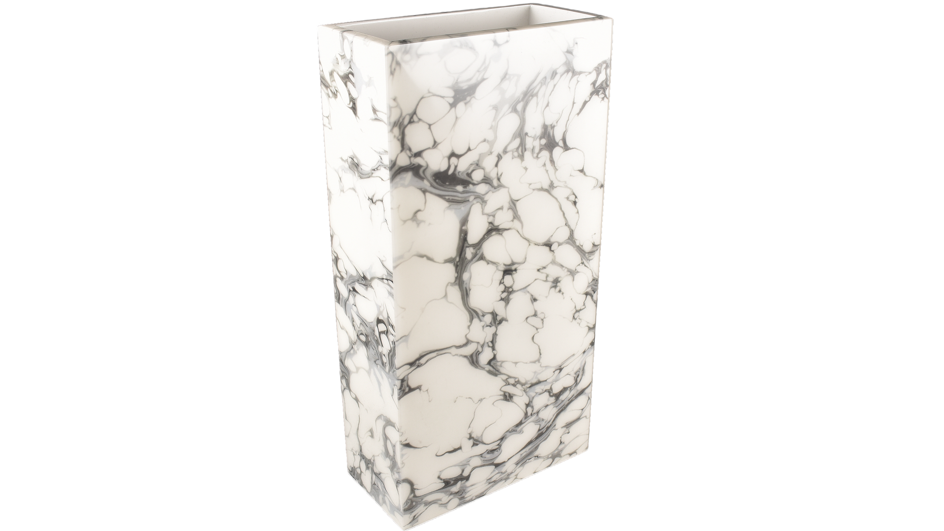 Cream Carrara- Flower Vase