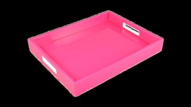 Hot Pink- Reiko Tray