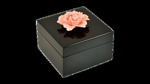 Black- Square Box
