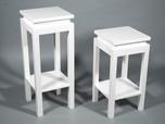 Ming Stand Set- White