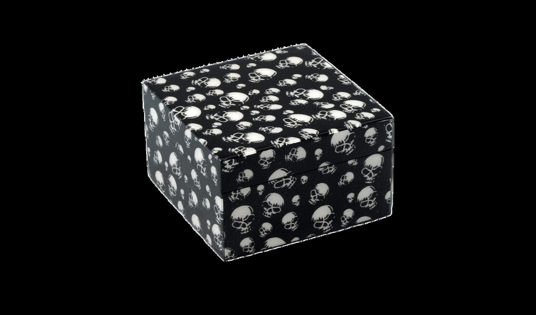 Skulls- Square Box