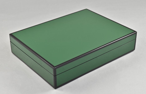 Forest Green - Stationery Box