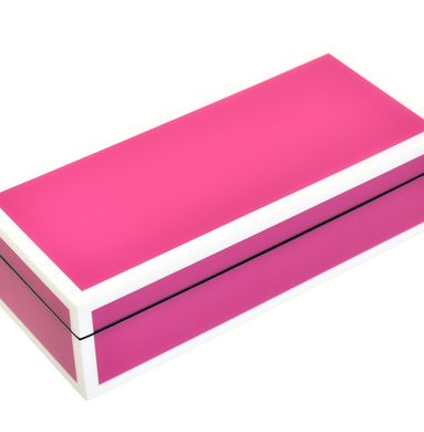 Hot Pink- Pencil Box