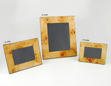 Mappa Burl- Picture Frames