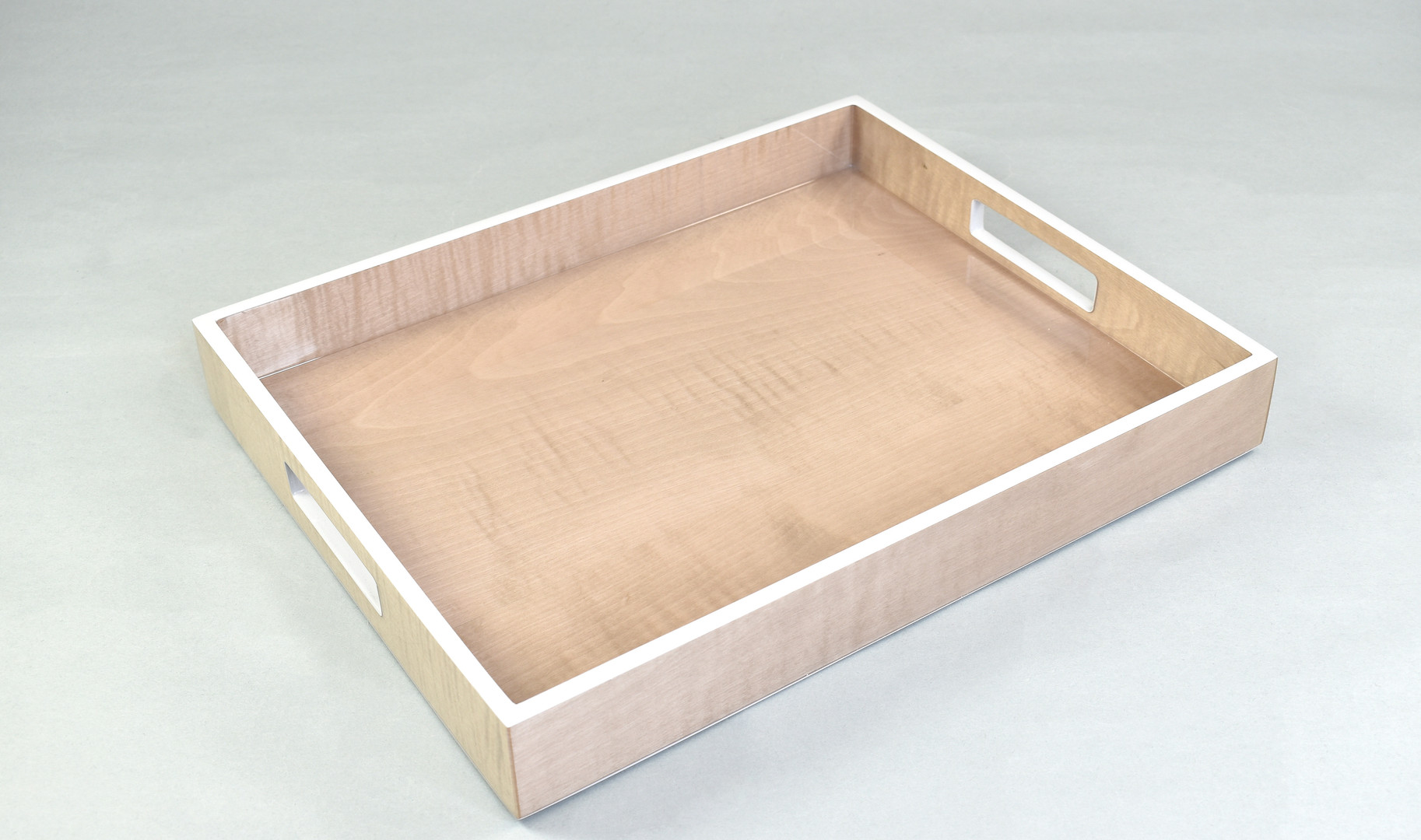 Sycamore with Silver Dollar- Reiko Tray
