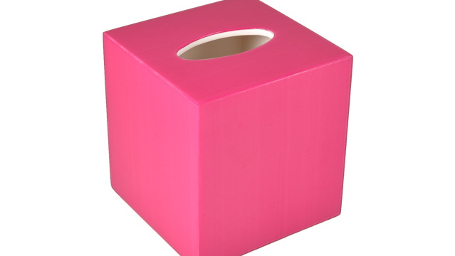 Hot Pink- Tissue Cover