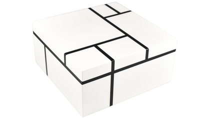 Grid Collection- Hinged Box